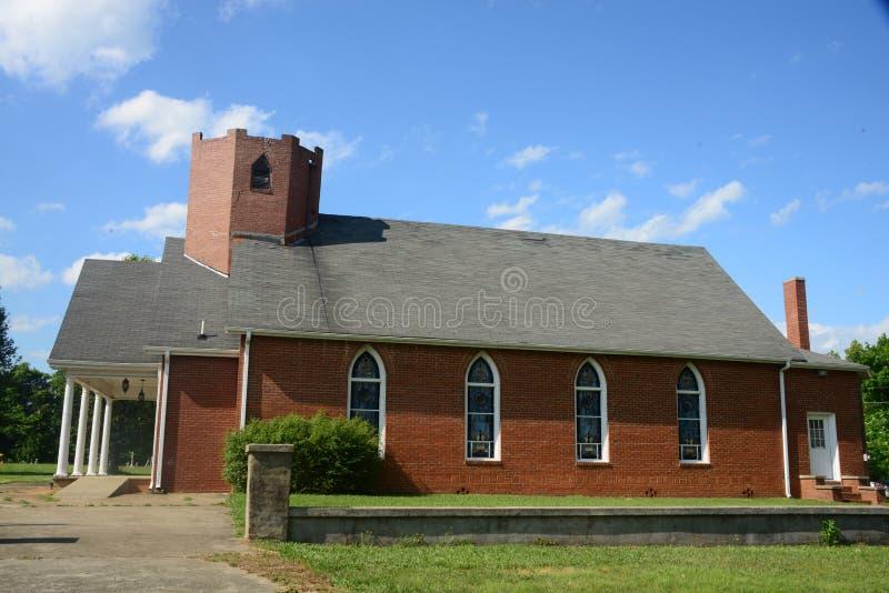 Defunct Church stock photography