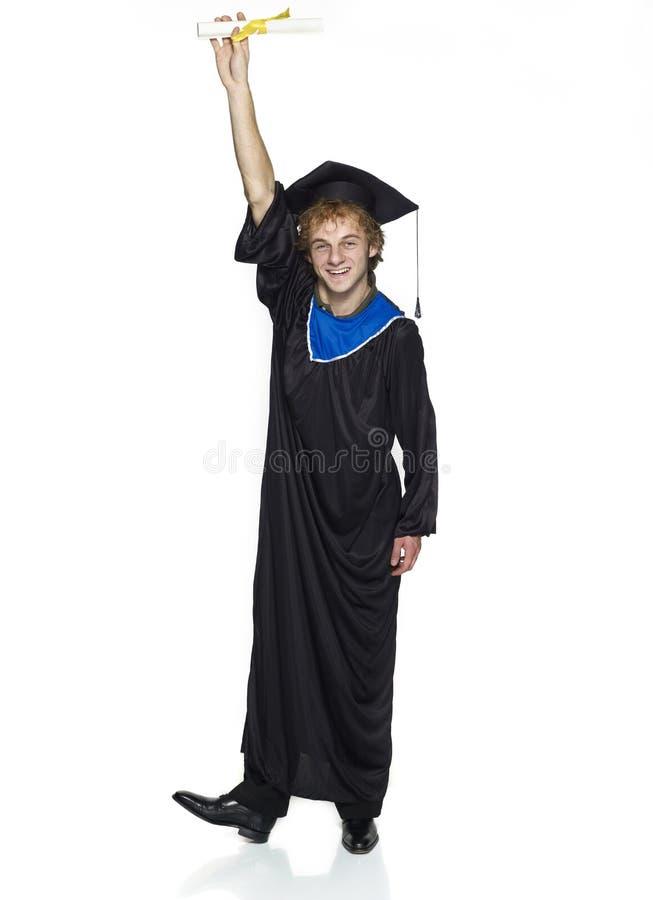 Degré d'université photos stock