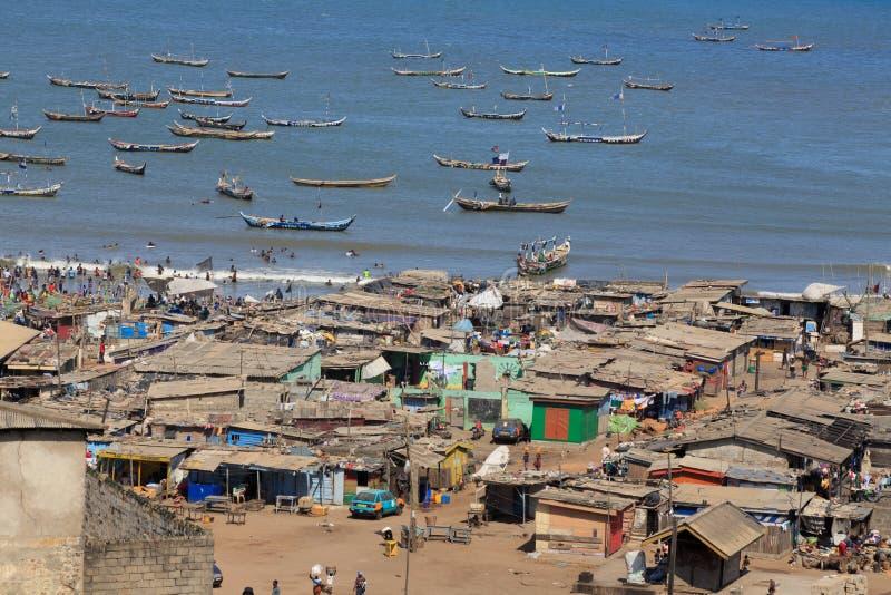 Degradado de Jamestown na praia fotos de stock royalty free