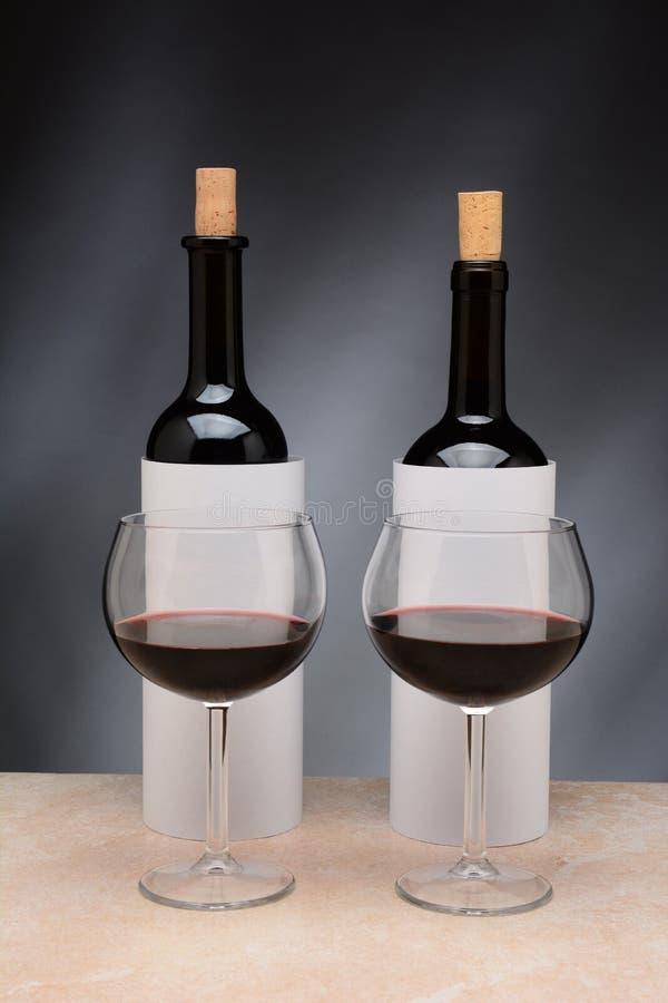 Degustación de vinos ciega fotos de archivo libres de regalías