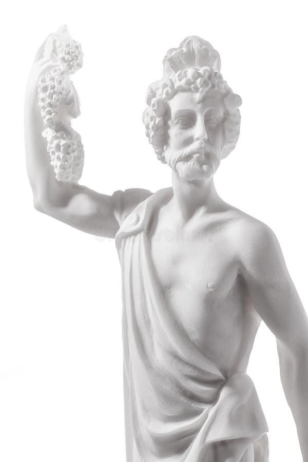 Dei del greco antico immagine stock