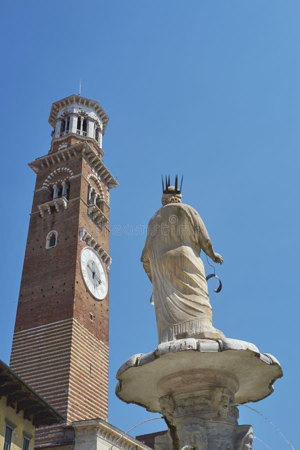 Dei Lamberti van Torre stock afbeeldingen