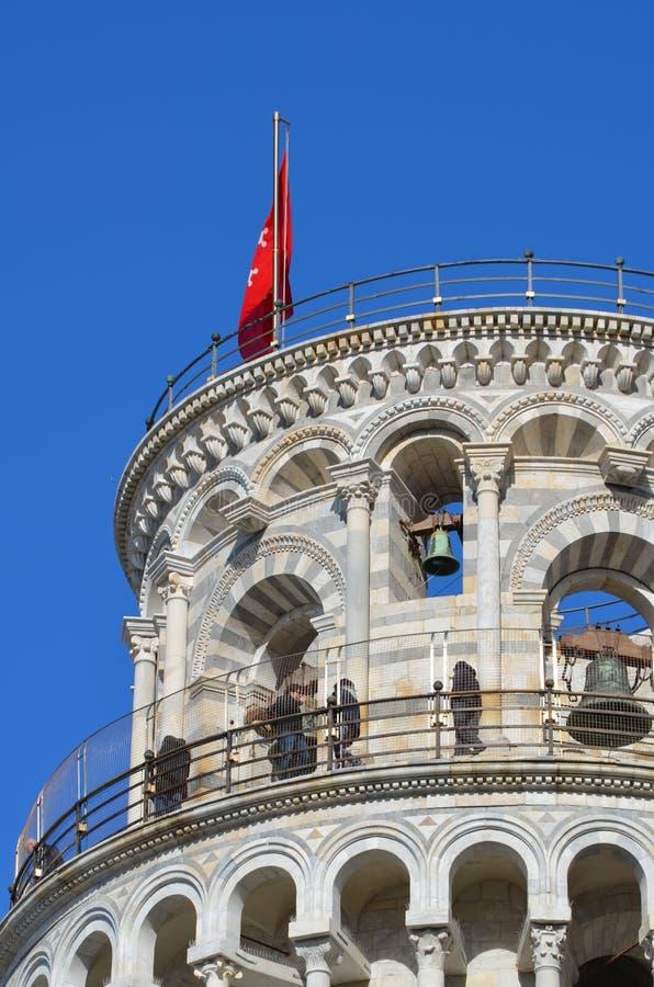 Dei Miracoli аркады, небо, инженерство, воздушное фотографирование, колесо стоковое изображение