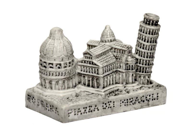 Dei Miracoli, Pisa de la plaza fotos de archivo libres de regalías