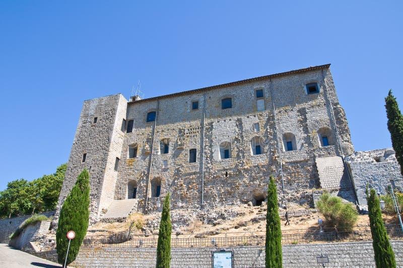 Dei Papi di Rocca. Montefiascone. Il Lazio. L'Italia. fotografie stock