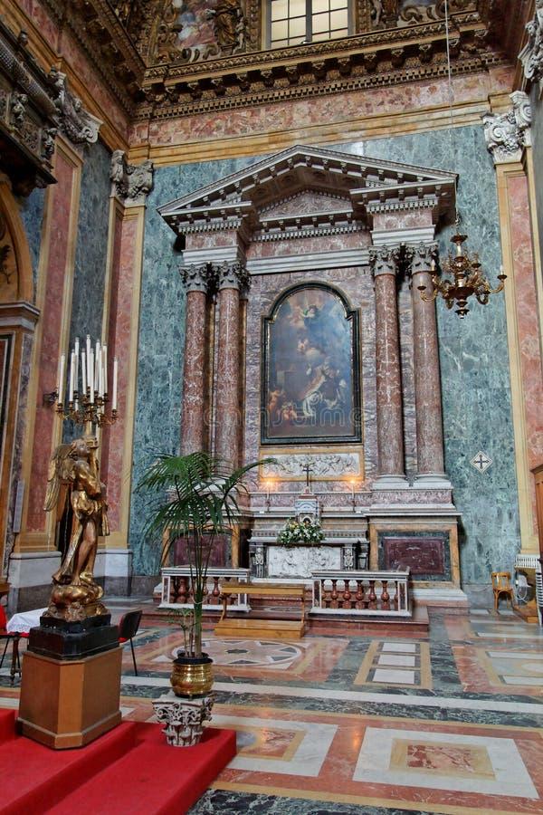 Dei Teatini de San Giuseppe photos libres de droits