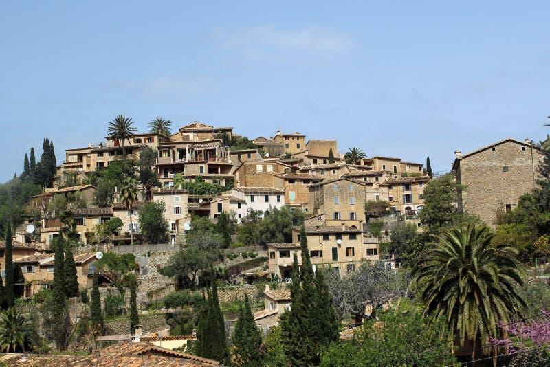 Deia w Majorca, Hiszpania obraz stock