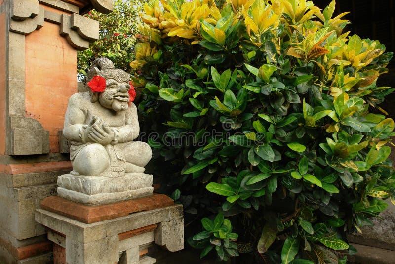 Deidad indonesia imagen de archivo