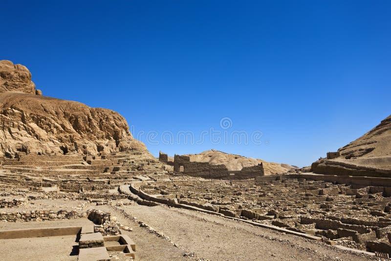 Download Deir El-Medina Royalty Free Stock Image - Image: 33602456
