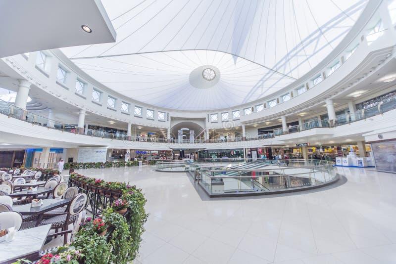 Deira City Center in Dubai stock photos