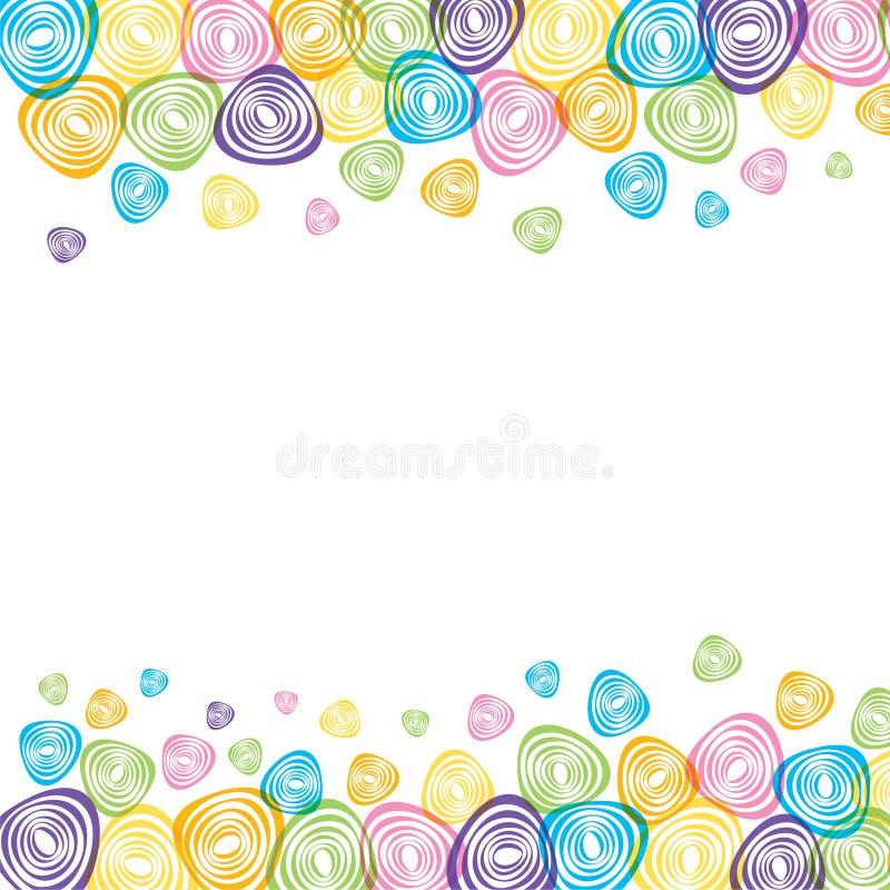 Download Deisgn Astratto Variopinto Dell'opuscolo Di Forma Illustrazione Vettoriale - Illustrazione di grafico, ciano: 56883870