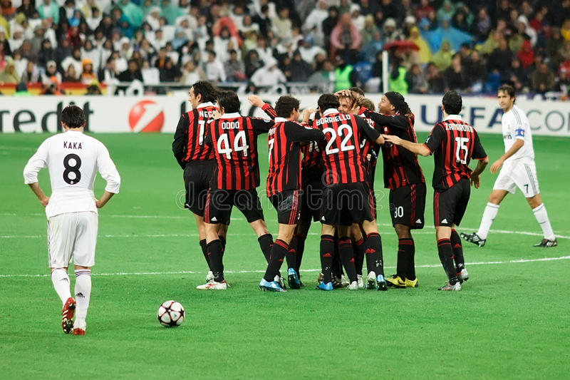 Download Dejected Kaka editorial stock image. Image of soccer - 11493859