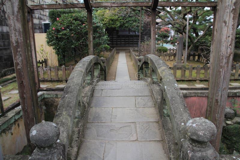 Dejima-Insel in Nagasaki stockfoto