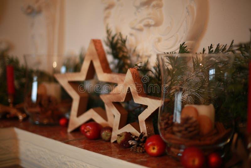Dekor рождества стоковые изображения rf