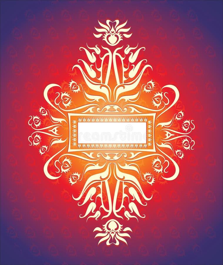 Download Dekor stock abbildung. Illustration von element, exotisch - 9080433