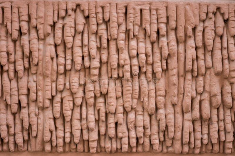 Dekor des Fassadengebäudes stockfotografie