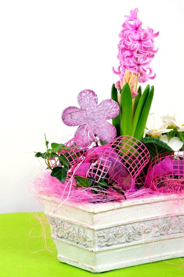 dekoraci kwiatów dom obraz stock