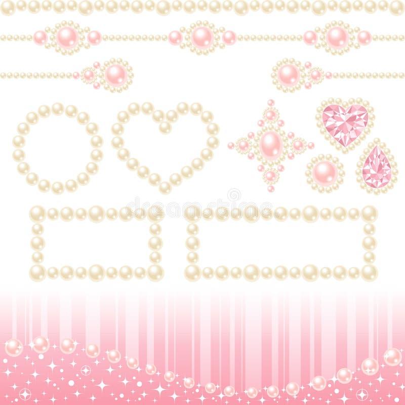 dekoraci perła
