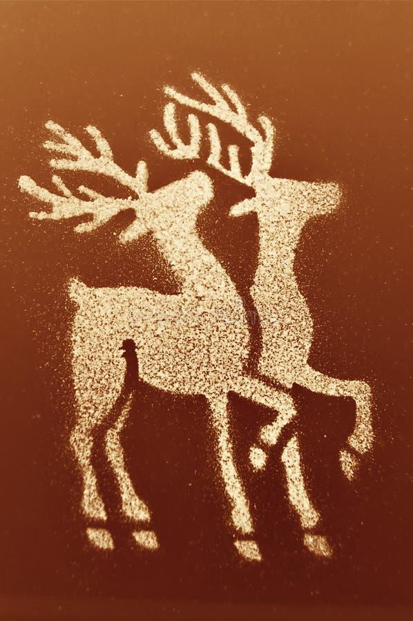 dekoracja świątecznej ii ilustracji