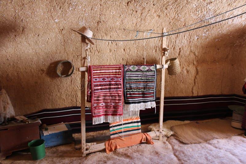 Dekoracja Berbers w jamie fotografia royalty free
