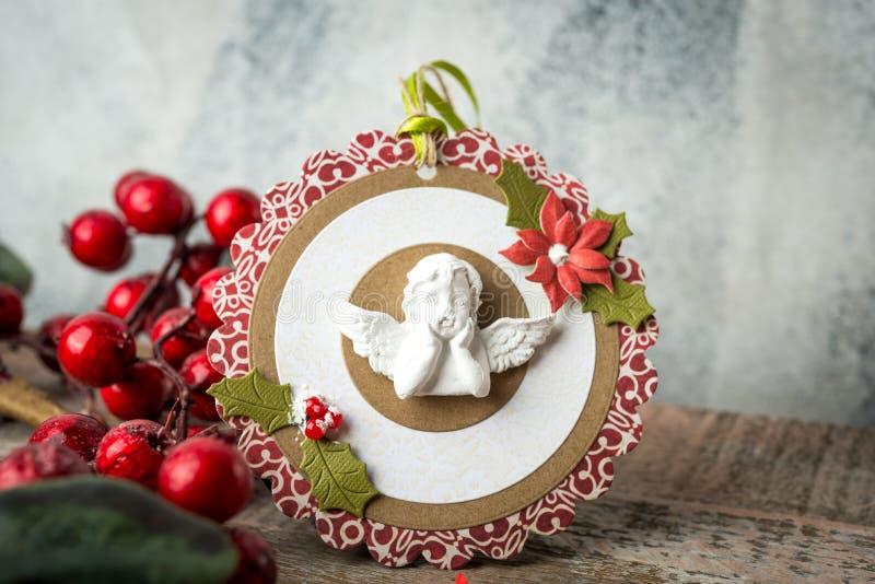 dekoracja Boże Narodzenie dekoracja zdjęcia stock