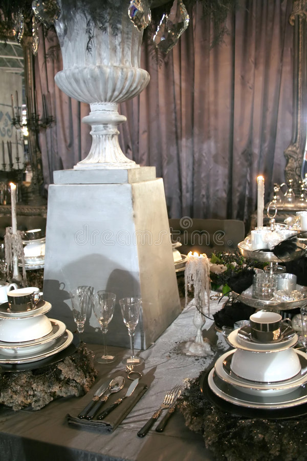 dekoracja gothic świąteczne obraz royalty free
