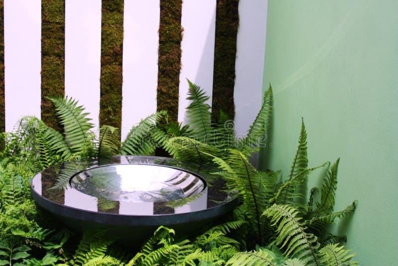 dekoracja ogród fotografia stock