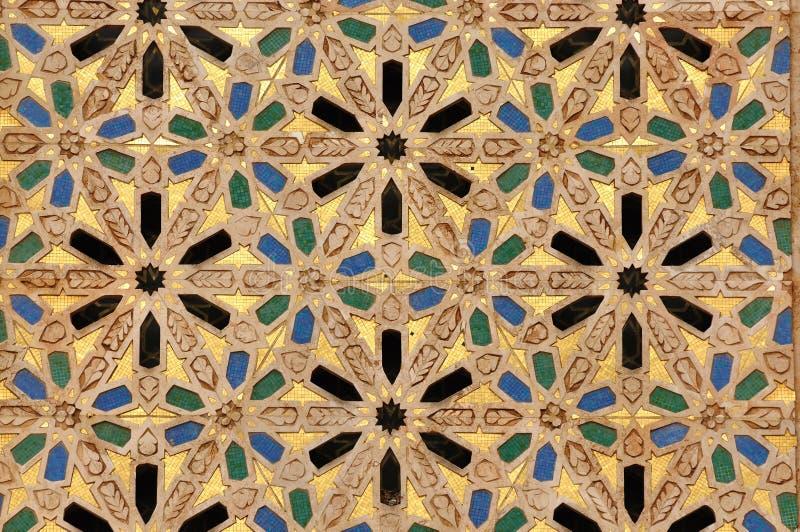 dekoracja Oriental zdjęcie stock