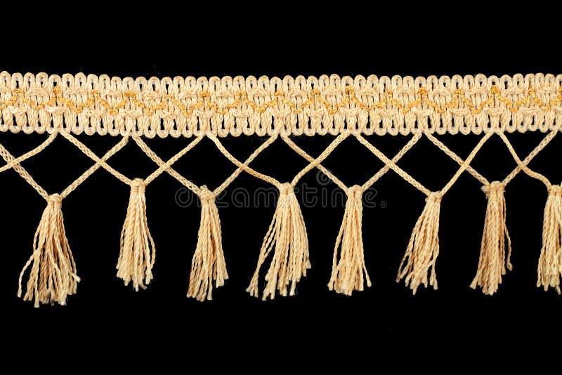 Dekoracja rabatowy kraniec