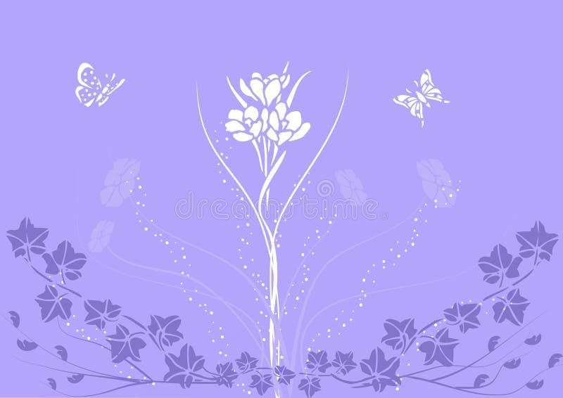 dekoracja tło royalty ilustracja