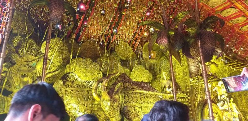 Dekoracja w świątyni zdjęcie stock