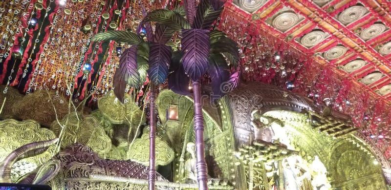 Dekoracja w świątyni zdjęcia stock