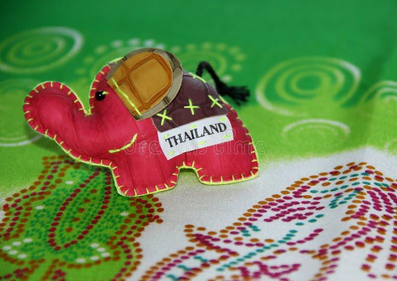 Dekoracja z Tajlandzki elefant obrazy royalty free