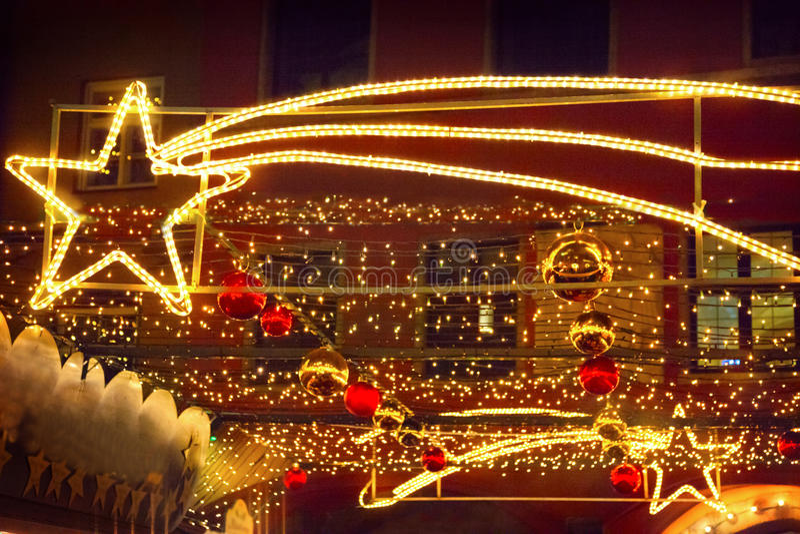 dekoracje świąteczne ekologicznego drewna obrazy royalty free
