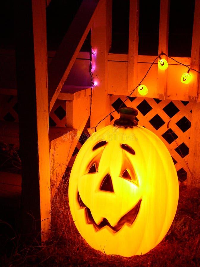 dekoracje Halloween. fotografia stock