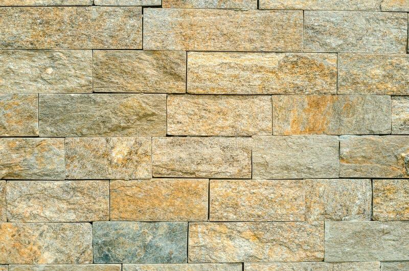 Dekoracyjny brickwork jako dekoracja budynek fasada zdjęcia stock