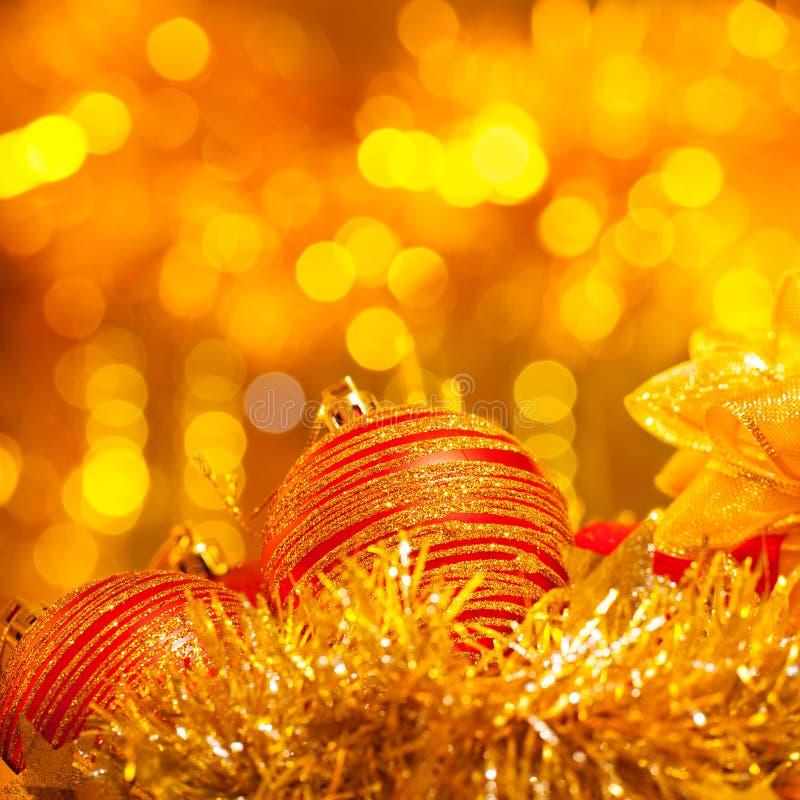 Dekoracyjny nowego roku życie wciąż zdjęcia royalty free