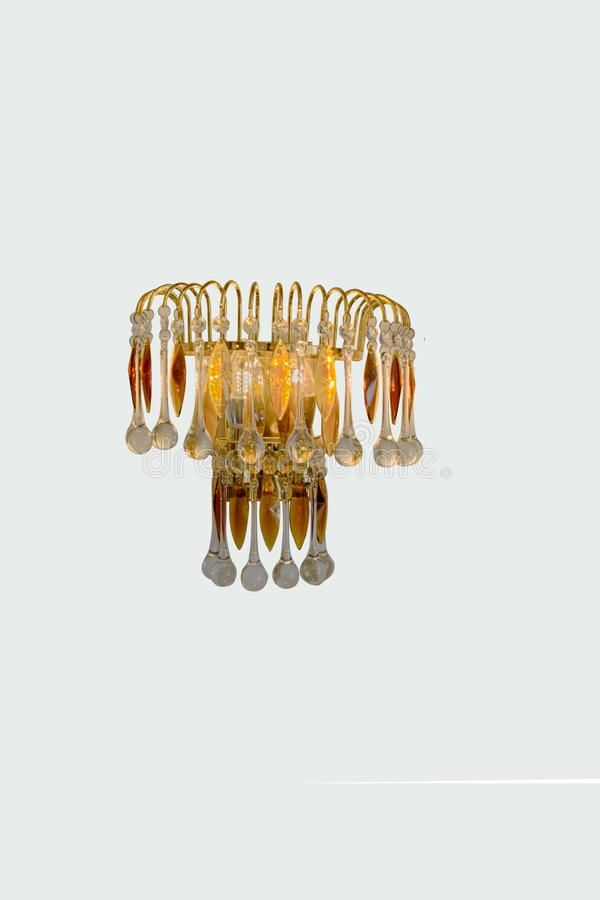 Dekoracyjny plenerowy światło obrazy royalty free