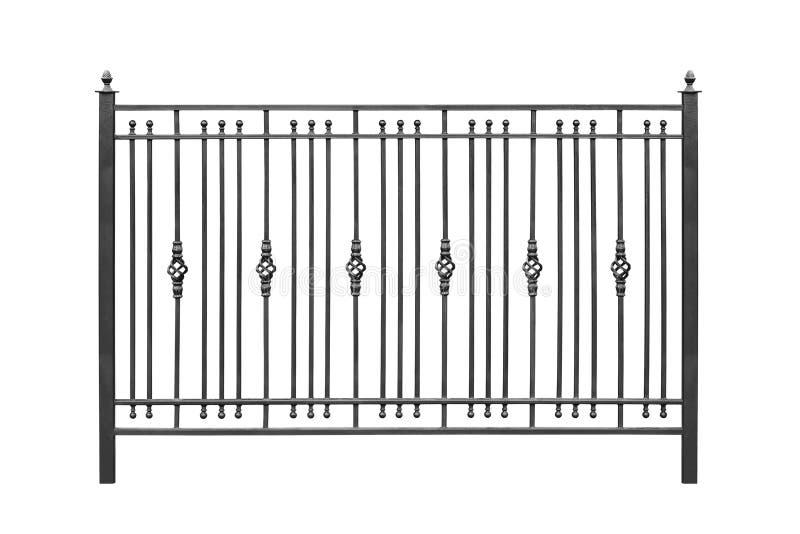 Dekoracyjny poręcz, balasy ilustracja wektor
