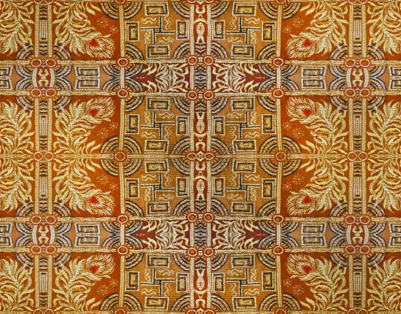 Dekorativ texturerad bakgrund arkivbilder