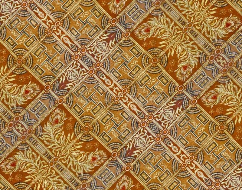 Dekorativ texturerad bakgrund royaltyfri bild
