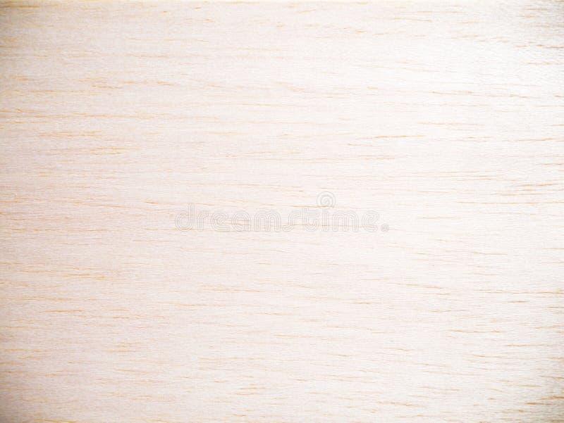 Dekorativ vanlig design för bakgrund för textur för balsaträ arkivbild