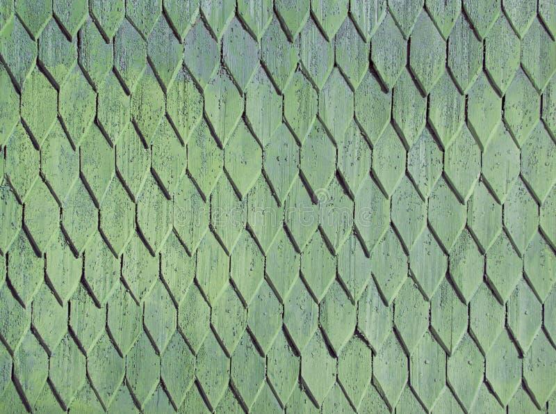 Dekorative rustikale Rautenfliesen - hölzerne Beschaffenheit lizenzfreie stockbilder