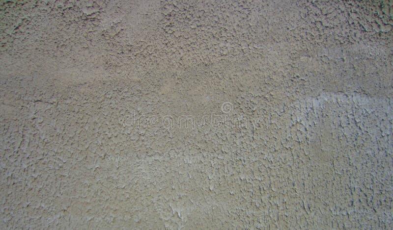 Dekorativer Gips - Mantel Ungleiche graue Beschaffenheit der Betonmauer lizenzfreies stockbild