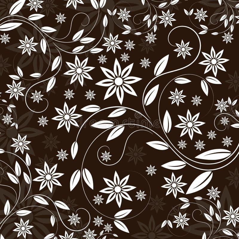 Dekorativer Hintergrund stock abbildung