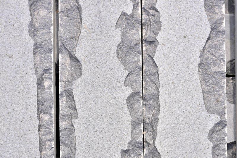 Dekorativt stena byggnadsbräden arkivfoto
