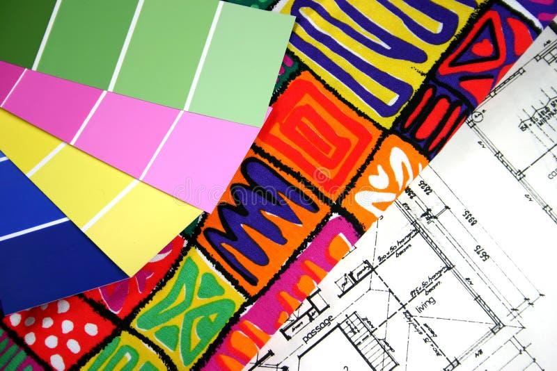 Download Dekorera home arkivfoto. Bild av målarfärg, tillpassa, dekoratör - 286388