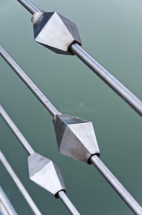 Dekorera Metall Royaltyfria Foton