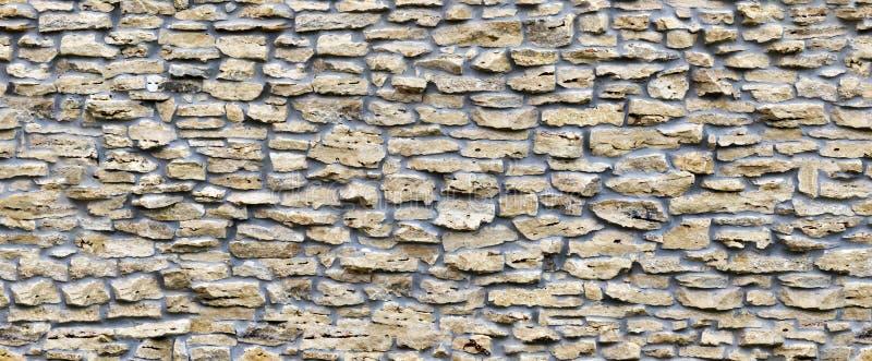 Dekornahtlose Steinwandbeschaffenheit lizenzfreie stockbilder