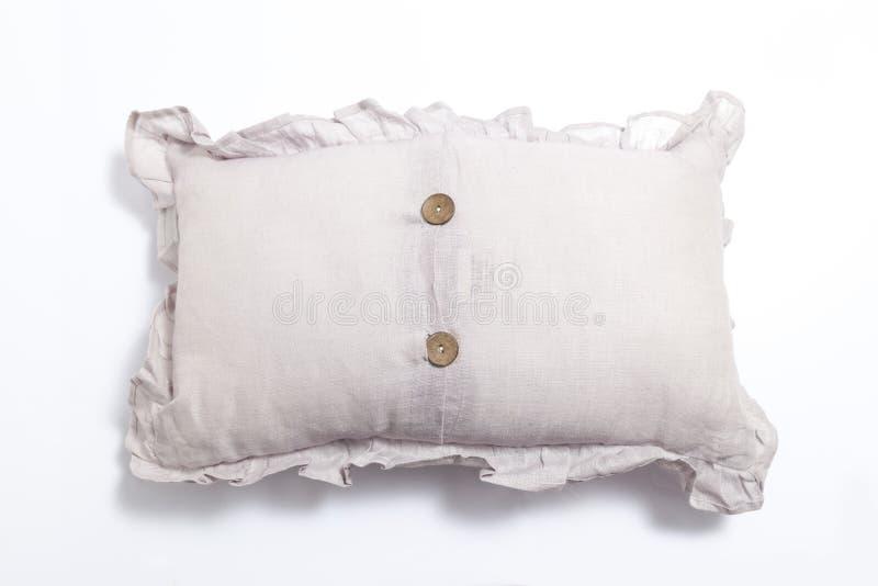 Dekorująca poduszka obrazy royalty free